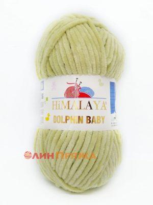 80359 Himalaya Dolphin Baby (фисташка)