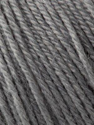 818 Gazzal Baby Wool (темно-серый)