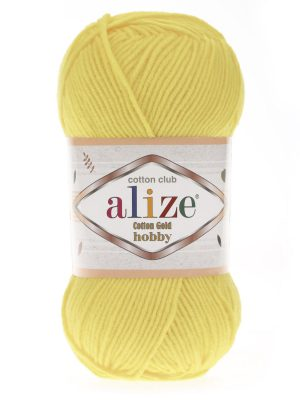 COTTON GOLD HOBBY_187_Light Yellow