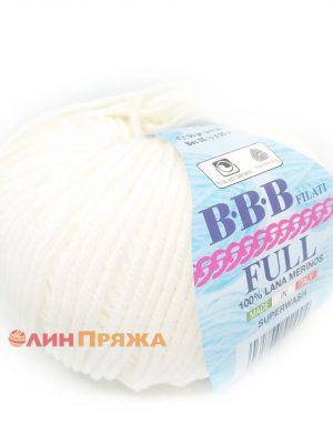0100 BBB Filati Full (белый)