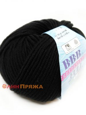 0200 BBB Filati Full (черный)