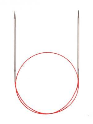 Addi спицы круговые с удлинённым кончиком 60 см