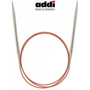 Addi спицы круговые с удлинённым кончиком 80 см