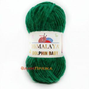 80331 Himalaya Dolphin Baby (малахит) 1