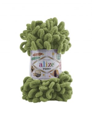 485 Alize Puffy (зелёный)