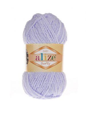 146 Alize Softy (нежная сирень)