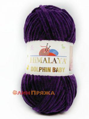 80328 Himalaya Dolphin Baby (баклажан)