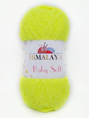 73602 Himalaya Baby Soft (жёлтый неон)