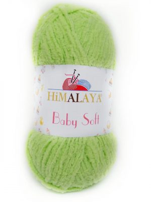 73620 Himalaya Baby Soft (светло-зеленый)