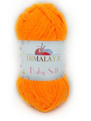 73624 Himalaya Baby Soft (оранжевый)