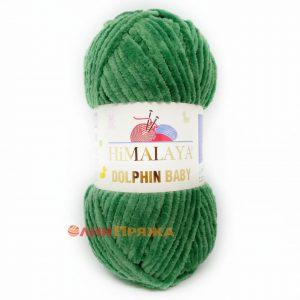 80360 Himalaya Dolphin Baby (лесной зелёный) 1