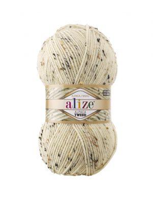 1 Alize Alpaca Tweed