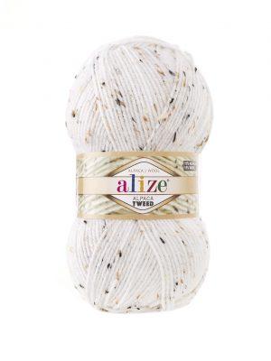 55 Alize Alpaca Tweed