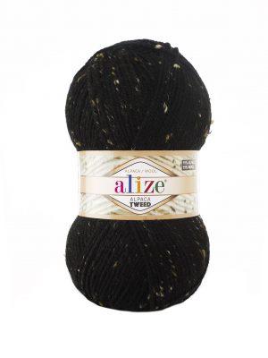 60 Alize Alpaca Tweed
