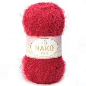 03641 NAKO PARIS (карминно-красный)