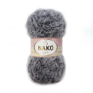 21305 NAKO PARIS (черно серый мулине)