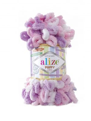 6051 ALIZE PUFFY COLOR