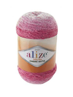 Alize Softy Plus Ombre Batik 7283