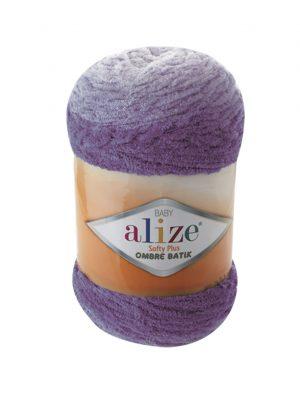 Alize Softy Plus Ombre Batik 7298