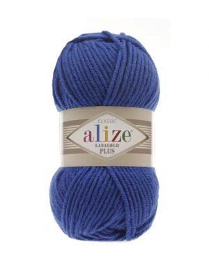141 Alize Lanagold Plus (василек) упаковка