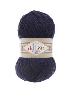 590 Alize Lanagold Plus (чернила) упаковка
