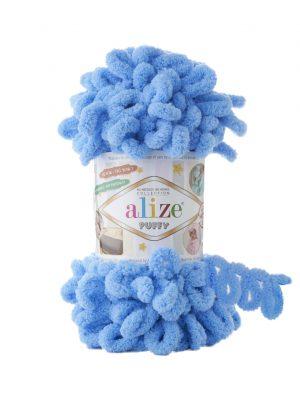 289 Alize Puffy (синий)