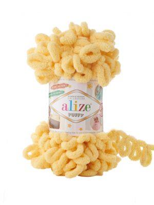 509 Alize Puffy (желтый)