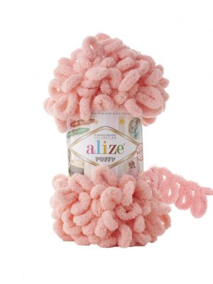 529 Alize Puffy (персик)