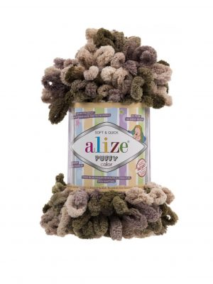 5875 ALIZE PUFFY COLOR