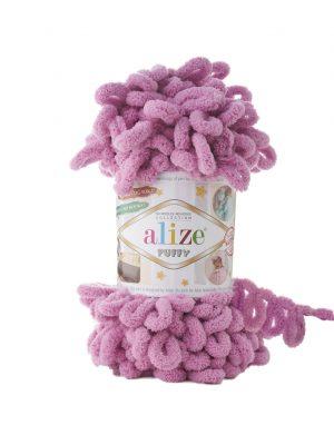 98 Alize Puffy (сухая роза)