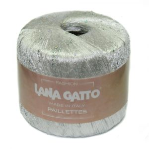 8599 Lana Gatto Paillettes