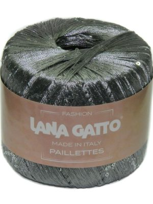 8603 Lana Gatto Paillettes