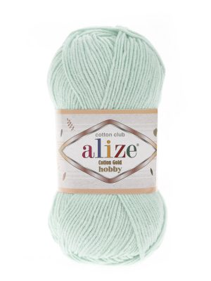 522 Alize Cotton Gold Hobby (мята)