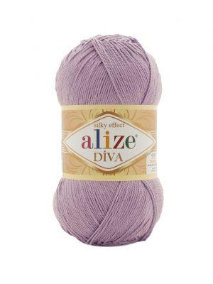 505 Alize Diva (пепельно-сиреневый)