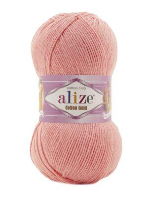 460 Alize Cotton Gold (розовый абрикос)