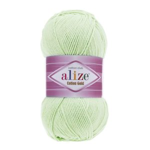 478 Alize Cotton Gold (зелень)