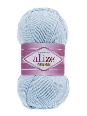 513 Alize Cotton Gold (кристально-синий)