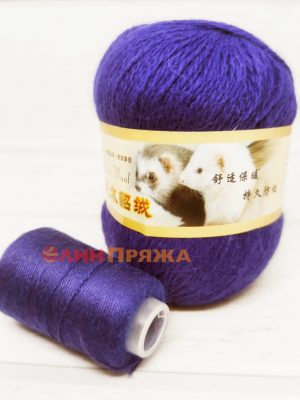 09 НОРКА Long Mink Wool