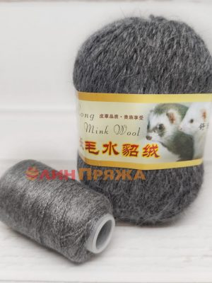 22 НОРКА Long Mink Wool